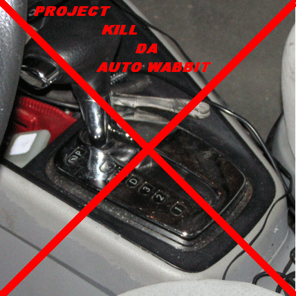 project kill da auto wabbit or how i learned to love the manual rh forums tdiclub com passat tdi auto to manual swap alh tdi auto to manual swap